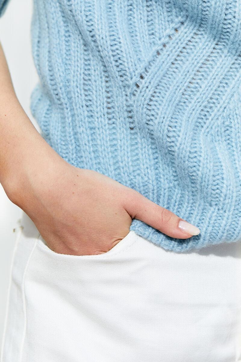 Ana del Mare Pullover 3/4 Arm 208795