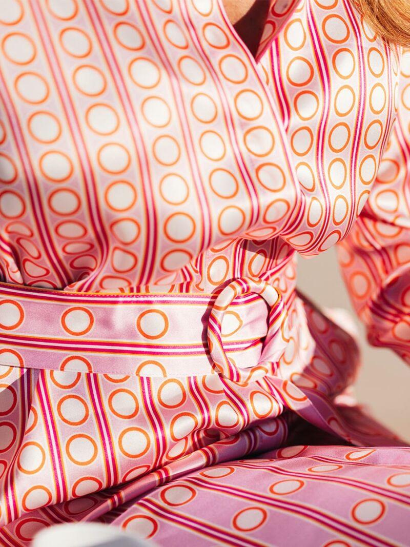 Herzensangelegenheit Kleid Flamingo 208505