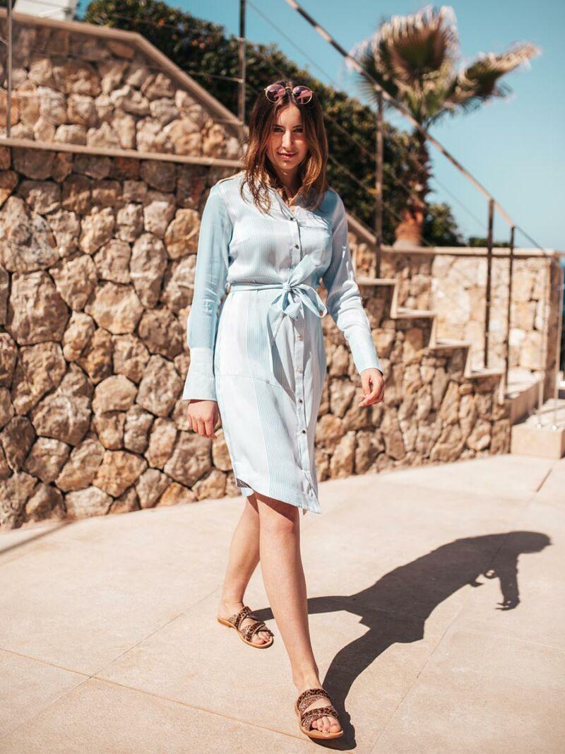 Mos Mosh Rosy Island Dress 208496
